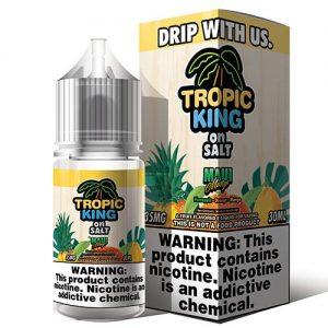 Tropic King eJuice On Salt - Maui Mango Salt - 30ml / 35mg