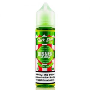 Tuck Shop from Dinner Lady - Apple Sours - 60ml / 0mg