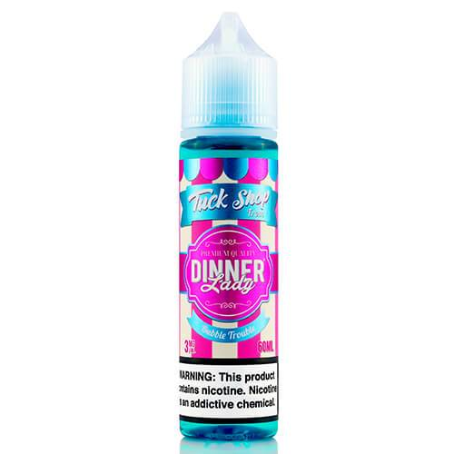 Tuck Shop from Dinner Lady - Bubble Trouble - 60ml / 0mg