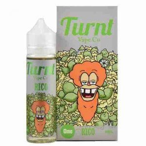 Turnt Vape Co. - Rico - 30ml / 0mg