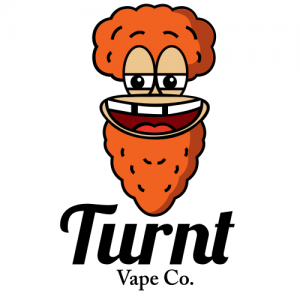Turnt Vape Co. - Strawberry Popped - 60ml / 0mg