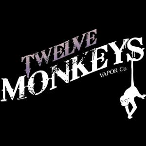 Twelve Monkeys Vapor - Bonogurt - 60ml / 0mg