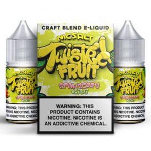 Twisted Fruit eJuice - Strawberry Kiwi Nic Salt - 2x30ml / 50mg