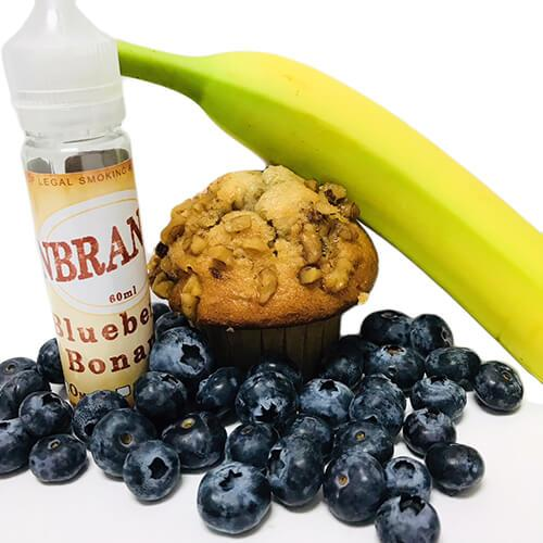 Unbranded by TVS eLiquid - Blueberry Bonanza - 60ml / 0mg