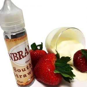 Unbranded by TVS eLiquid - Southern Strawberry - 60ml / 0mg