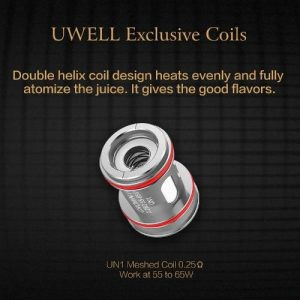 Uwell Crown 4 IV Coil (4 Pack) - 0.2 ohm