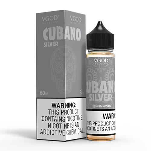 VGOD?½ Tricklyfe E-Liquid - Cubano Silver - 60ml / 0mg