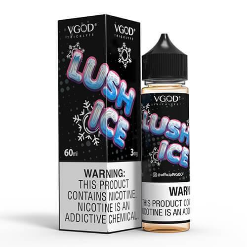 VGOD?½ Tricklyfe E-Liquid - LushIce - 30ml / 0mg