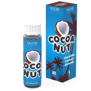 VGOD?½ Tricklyfe E-Liquid - Cocoa Nut - 60ml / 0mg