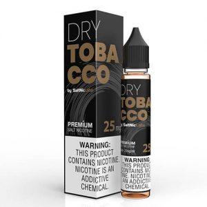 VGOD and SaltNic eJuice - Dry Tobacco - 30ml / 25mg