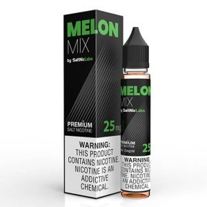 VGOD and SaltNic eJuice - Melon Mix - 30ml / 25mg