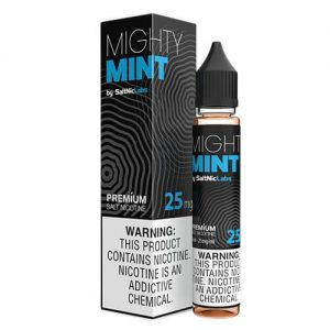 VGOD and SaltNic eJuice - Mighty Mint - 30ml / 25mg