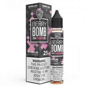VGOD and SaltNic eJuice - Bomb Berry - 30ml / 25mg