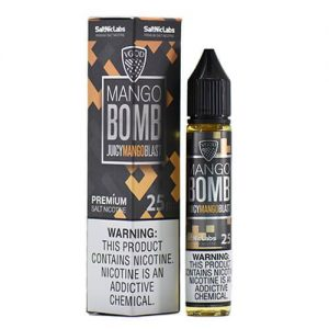 VGOD and SaltNic eJuice - Mango Bomb - 30ml / 25mg