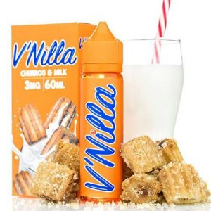 V'Nilla - Churros & Milk eJuice - 60ml / 0mg