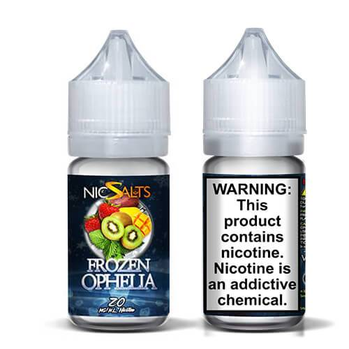 Legendary One Offs by Vango Vapes SALT - Frozen Ophelia - 30ml / 35mg