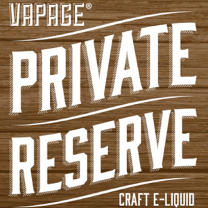 Vapage Private Reserve - Brightleaf Tobacco - 15ml / 3mg