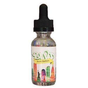 BLVD eJuice - Peach Custard - 30ml - 30ml / 0mg