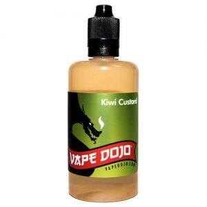 Vape Dojo Classic Line - Kiwi Custard - 100ml / 0mg