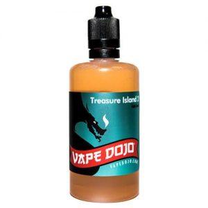 Vape Dojo Classic Line - Treasure Island V2 - 100ml / 0mg