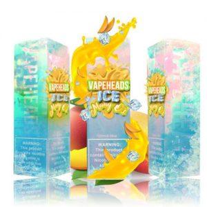 Vape Heads Sour E-Liquids - Mang O's ICE - 120ml / 0mg