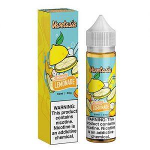 Vape Lemonade E-Liquid - Peach Lemonade - 60ml / 0mg