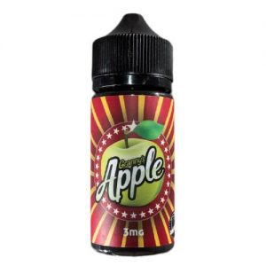 Vape Style E-Liquid - Granny???s Apple - 100ml / 0mg