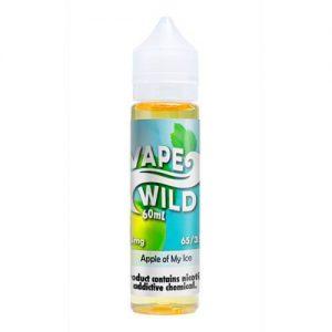 VapeWild eJuice - Apple of my ICE - 60ml / 0mg