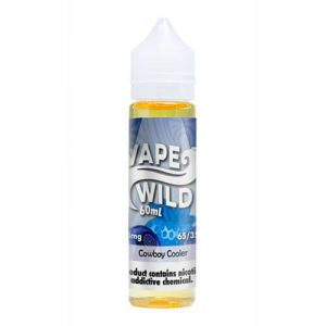 VapeWild eJuice - Cowboy Cooler - 60ml / 0mg