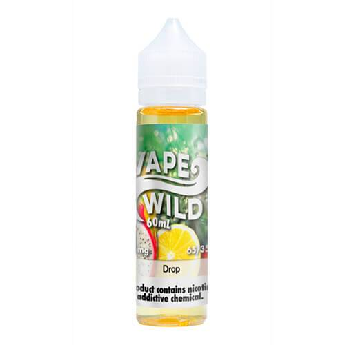 VapeWild eJuice - Drop - 60ml / 0mg