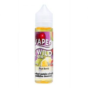 VapeWild eJuice - Fruit Bomb - 60ml / 0mg