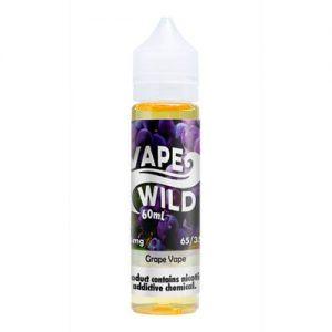 VapeWild eJuice - Grape Vape - 60ml / 0mg