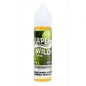 VapeWild eJuice - Green Apple Envy - 60ml / 0mg