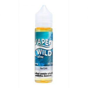 VapeWild eJuice - Ice Cold - 60ml / 0mg
