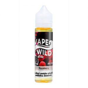 VapeWild eJuice - Razzleberry - 60ml / 0mg