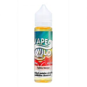 VapeWild eJuice - Techno Mango - 60ml / 0mg
