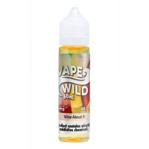 VapeWild eJuice - Wine About It - 60ml / 0mg