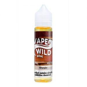 VapeWild eJuice - Wrangler - 60ml / 0mg