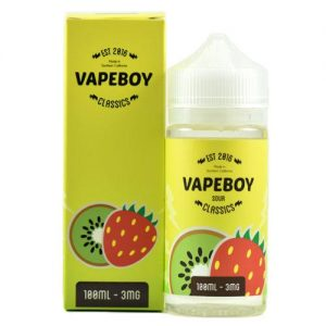 Vapeboy Classics eJuice - For The Win - 100ml / 0mg