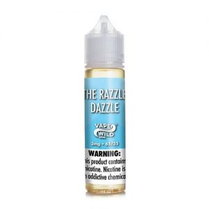 VapeWild eJuice - The Razzle Dazzle - 60ml / 0mg