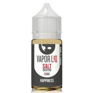 Vaporliq Salts eJuice - Happiness - 30ml / 10mg