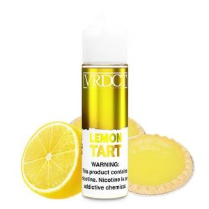 Verdict Vapors - Lemon Tart - 60ml / 0mg