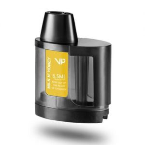 Vertipod by Vertigo Vapor - Pre-Filled Pod Milk N' Honey - 6.5ml / 10mg