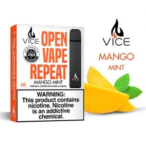 Vice - Portable/Disposable Device - Mango Mint (3 Pack) - 3 Pack / 50mg