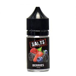 Maxx Vapor Salts - Salt Berries - 30ml / 35mg
