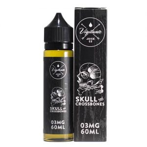 Vigilante Juice Co. - Skull and Crossbones - 30ml / 0mg