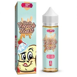 Viva La French Toast by Sovereign - Viva La French Toast - 60ml / 0mg