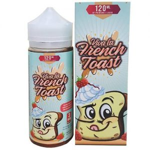 Viva La French Toast by Sovereign - Viva La French Toast - 120ml - 120ml / 0mg