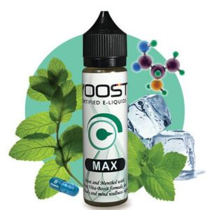 VOOST Fortified E-Liquids - Max - 60ml / 0mg