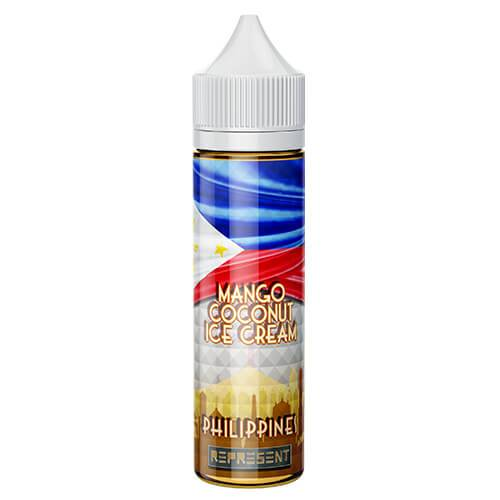 Represent by West Coast Mixology - Philippines - 60ml / 3mg